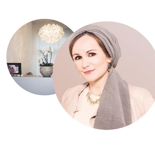 Skintherapist Kosmetik in Zürich: Cornelia Fäh (Review auf Hey Pretty)