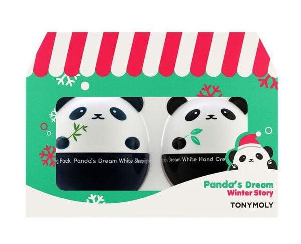 Tony Moly Panda's Dream Sleep Kit (Geschenkideen von Sephora auf Hey Pretty zu Weihnachten 2017)
