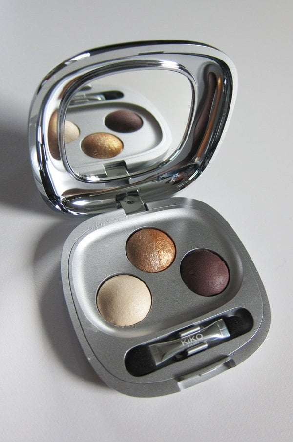 KIKO Milano Arctic Holiday Eyeshadow Palette in Spectacular Bronze (Image by Hey Pretty)