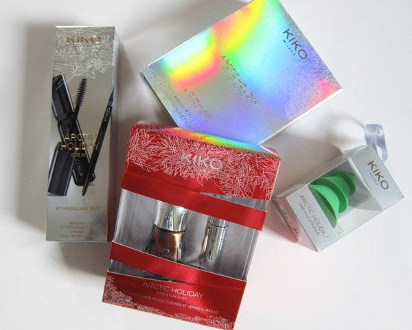 KIKO Milano Arctic Holiday Kits (Image by Hey Pretty)