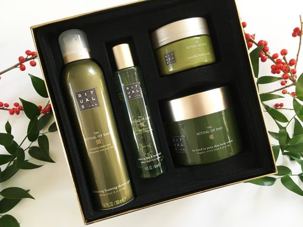 Giveaway: Drei «The Calming Collection» Geschenksets von The Ritual of Dao auf Hey Pretty Beauty Blog