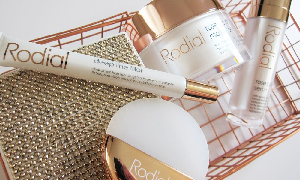 Anti-Gravity Skincare: Rodial Rose Gold Range (Image and Review by Hey Pretty)