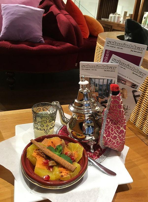 Gewinne eine Marrakech Pedicure bei der Schminkbar Zürich auf Hey Pretty Beauty Blog