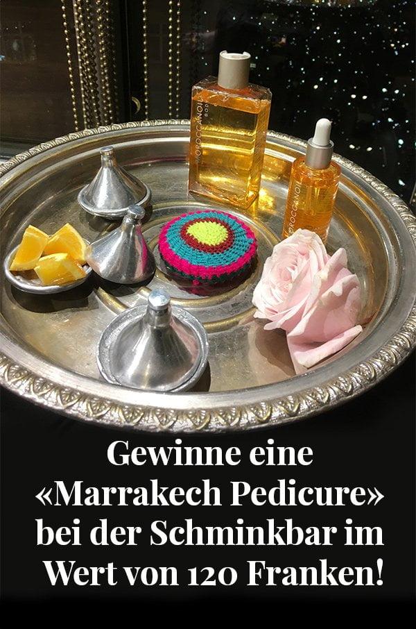 Review und Gewinnspiel: Marrakech Pediküre bei der Schminkbar zu gewinnen (Hey Pretty Beauty Blog)