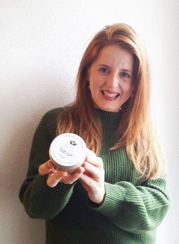 Sandra von Shea Yeah: Pflegeprodukte aus unraffinierter Sheabutter, made in Zurich (Image by Hey Pretty)