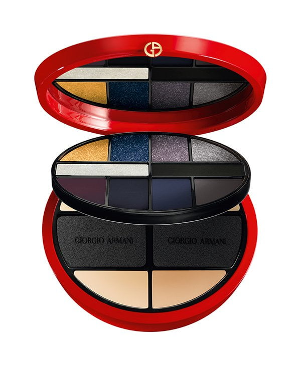 Giorgio Armani Holiday Color Collection 2017 Make-Up Palette (Beauty Geschenkideen auf Hey Pretty)