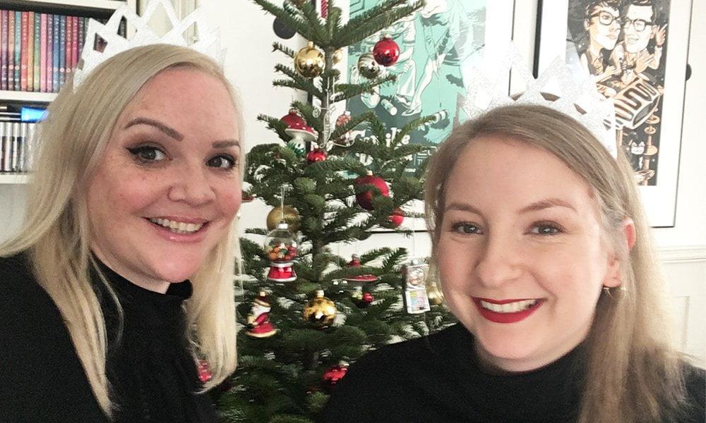Merry Christmas von Hey Pretty Beauty Blog: 10 Dinge, für die ich dankbar bin
