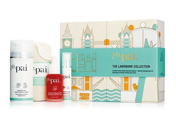 Pai Skincare The Landmark Collection (the best beauty gifts 2017), Review on Hey Pretty