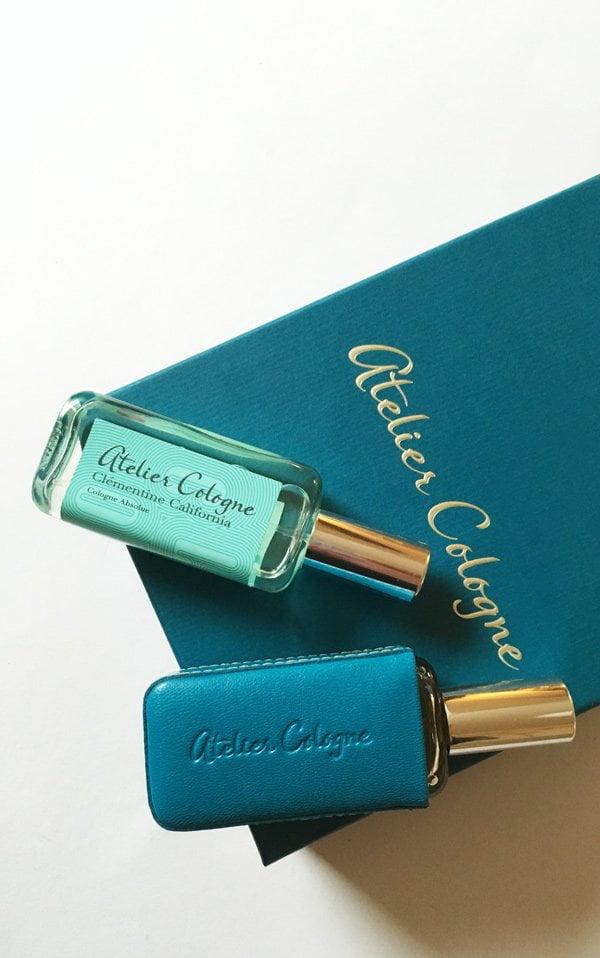 Atelier Cologne 30ml-Geschenkbox mit Leder-Etui, exklusiv bei Jelmoli Zürich erhältlich (Hey Pretty Beauty Blog Review)
