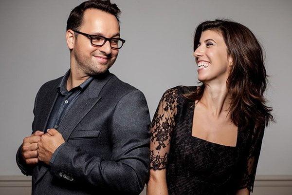 Atelier Cologne-Gründer Sylvie Ganter und Christophe Cervasel (PR Image)