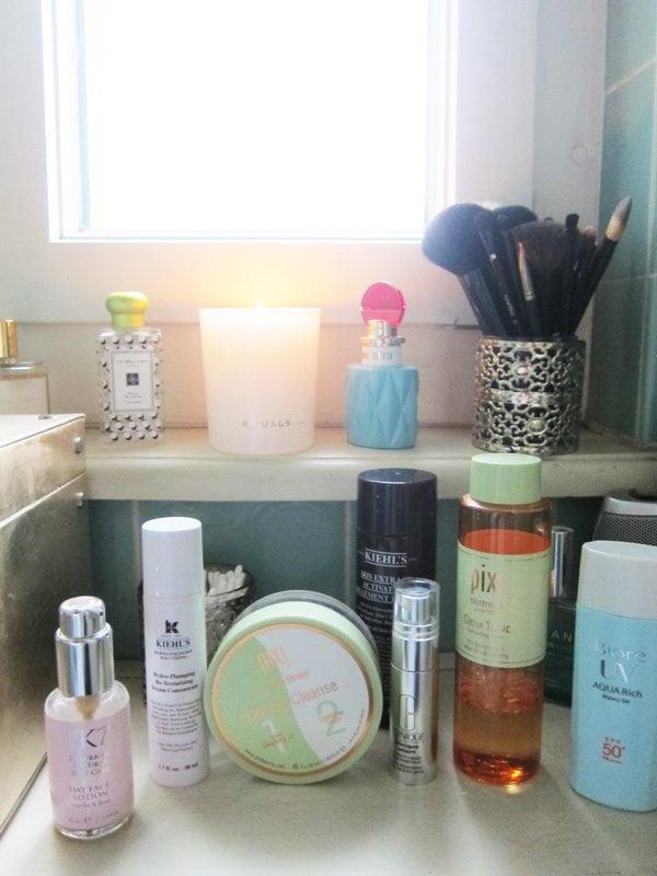 Show Me Your Badezimmerschränkli: Hautpflege-Lieblinge von Steffi Hidber, Beautybloggerin