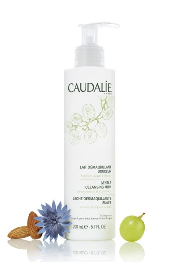 Caudalie zarte Reinigungsmilch (Beauty ABC: Reinigung) – Hey Pretty Beauty Blog