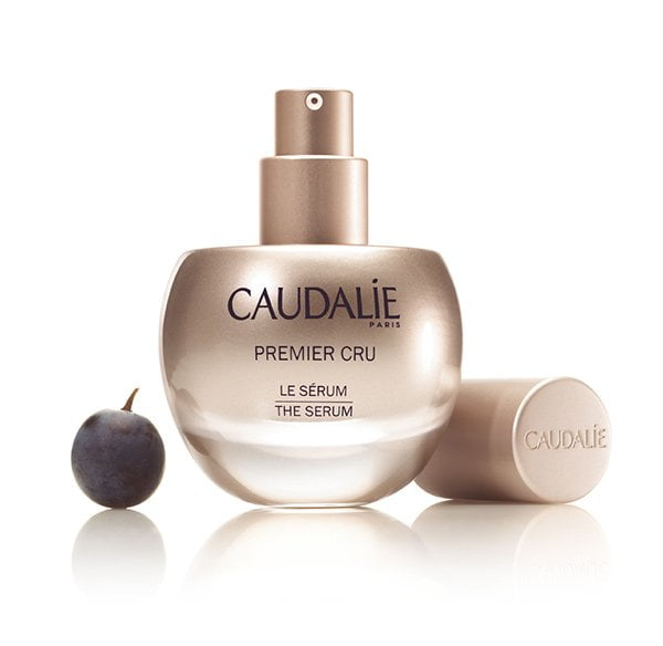 Caudalie Premier Cru Das Serum (Januar 2018), PR Image by Caudalie, Review auf Hey Pretty