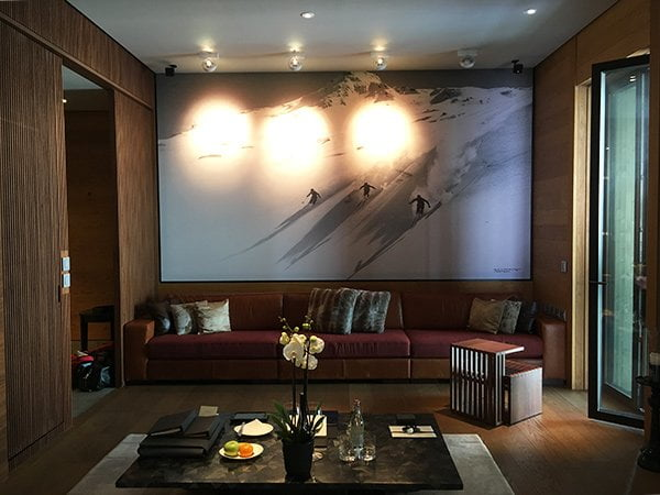 Deluxe Room The Chedi Andermatt (Erfahrung auf Hey Pretty Beauty Blog)