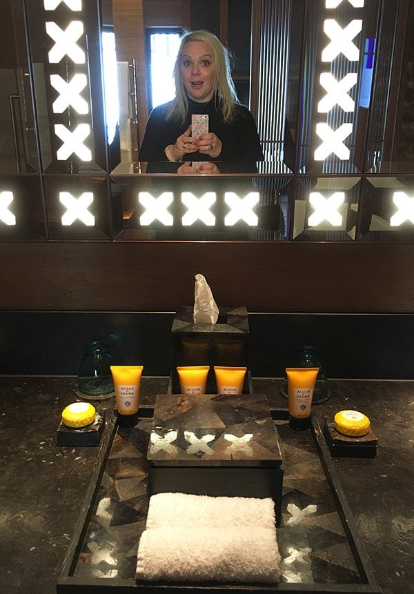 Deluxe Room in The Chedi Andermatt (Hey Pretty Spa Review)
