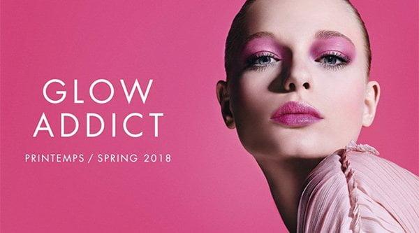 Dior Spring Look 2018: Glow Addict (PR Image)