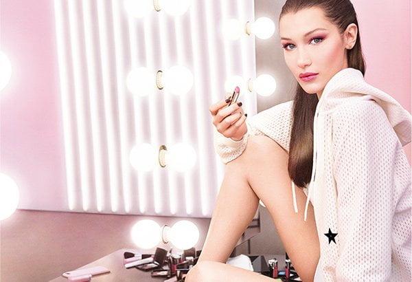 Dior Spring Makeup Look 2018 Glow Addict (Model Visual with Bella Hadid)