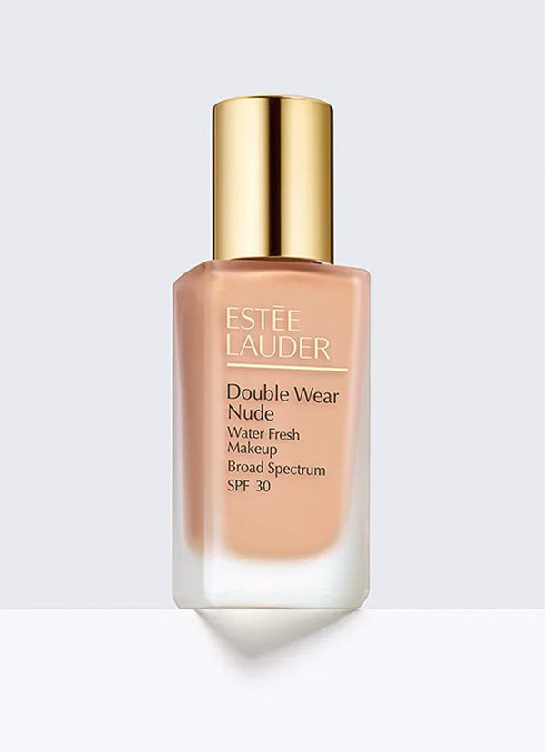 Estée Lauder Double Wear Nude Water Fresh Makeup SPF 30 (Erfahrungsbericht auf Hey Pretty)