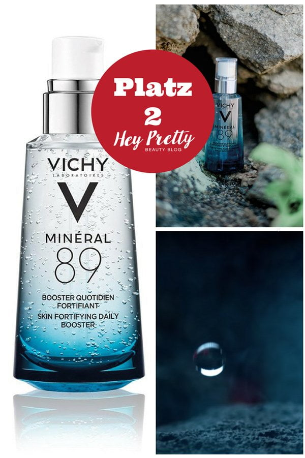 Vichy Minéral 89 Skin Booster: Platz 2 der meistgelesenen Blogbeiträge 2017 auf Hey