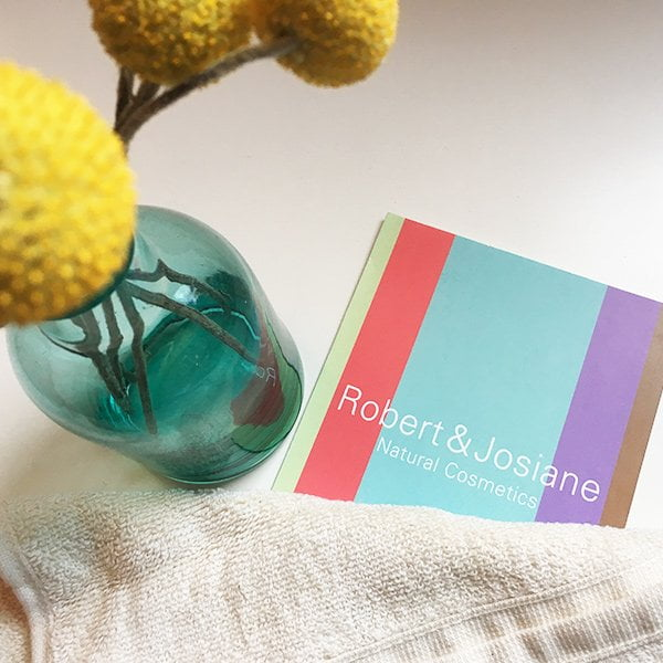 Vegane Gesichtsbehandlung bei der Schminkbar (Erfahrungsbericht auf Hey Pretty) mit Robert & Josiane Naturkosmetik