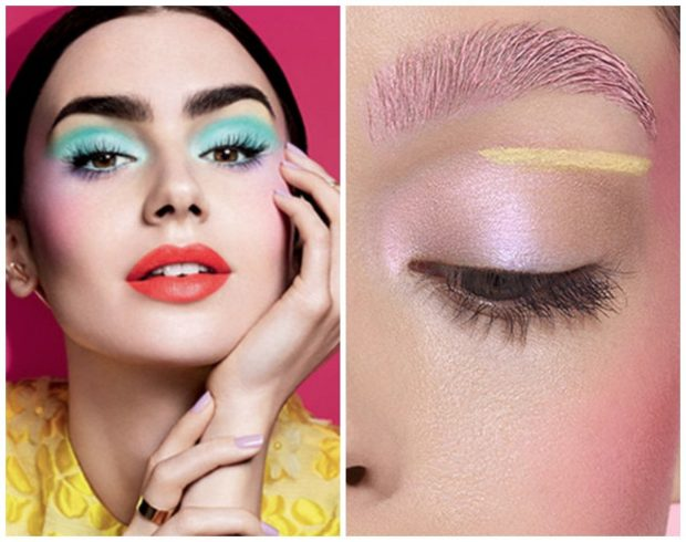 Lancome Spring Look 2018: French Temptation (PR Images Mood), Review on Hey Pretty