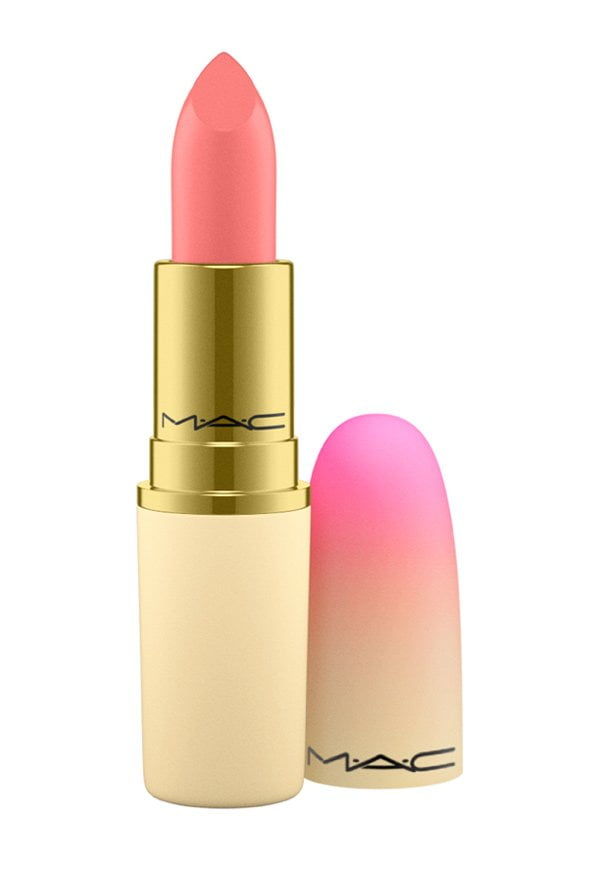 Review MAC Chinese New Year LUNEAR 2018 Lipstick in «Good Health» (Hey Pretty Beauty Blog)