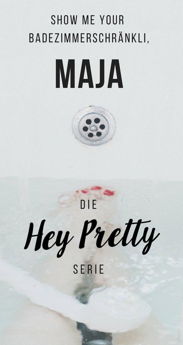 Show Me Your Badezimmerschränkli: Echte Frauen, echte Hautpflege-Routines auf Hey Pretty Beauty Blog