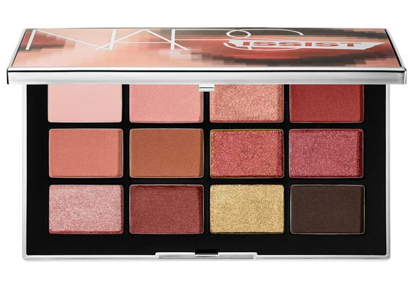 NARSissist Wanted Eyeshadow Palette (PR Image), Review on Hey Pretty Beauty Blog