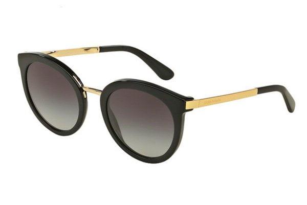 Dolce & Gabbana Sonnnbrille DG 4268 (Fashion Flash Sonnenaccessoires auf Hey Pretty)