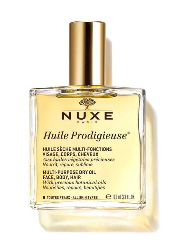 Sonnen-Accessoires auf Hey Pretty: Nuxe Huile Prodigieuse