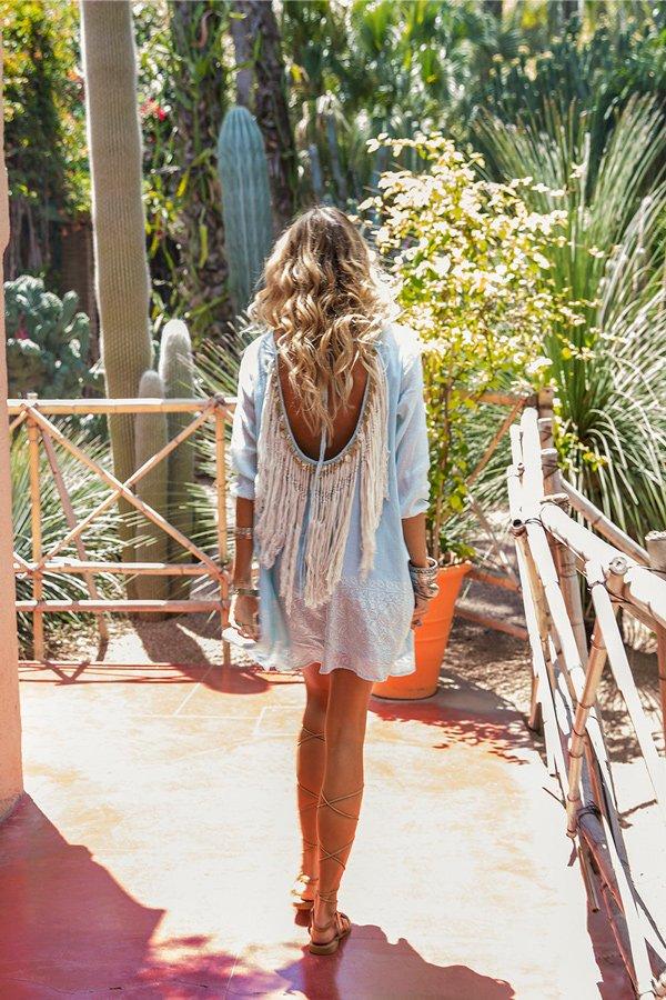 Sundress Indiana Dress (Hey Pretty Sonnen-Accessoires für 2018)