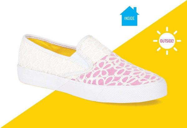 Suns Footwear Kendall Sneaker (Hey Pretty Sonnen-Accessoires 2018)