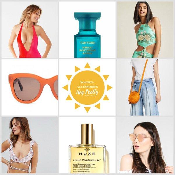 Sonnen-Accessoires 2018: Hey Pretty Fashion Flash