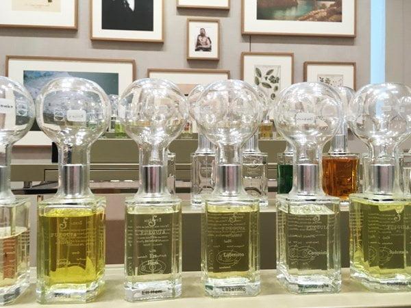 Fueguia 1833 Düfte, erhältlich in der Spitzenhaus Parfumerie Zürich (Image and Review by Hey Pretty)