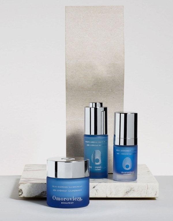 Omorovicza Skincare, erhältlich in der Parfumerie Spitzenhaus Zürich (Image Credit: Spitzenhaus)