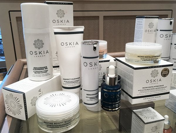 Oskia London Skincare: Erhältlich im Spitzenhaus Zürich (Image and Shop Review by Hey Pretty)