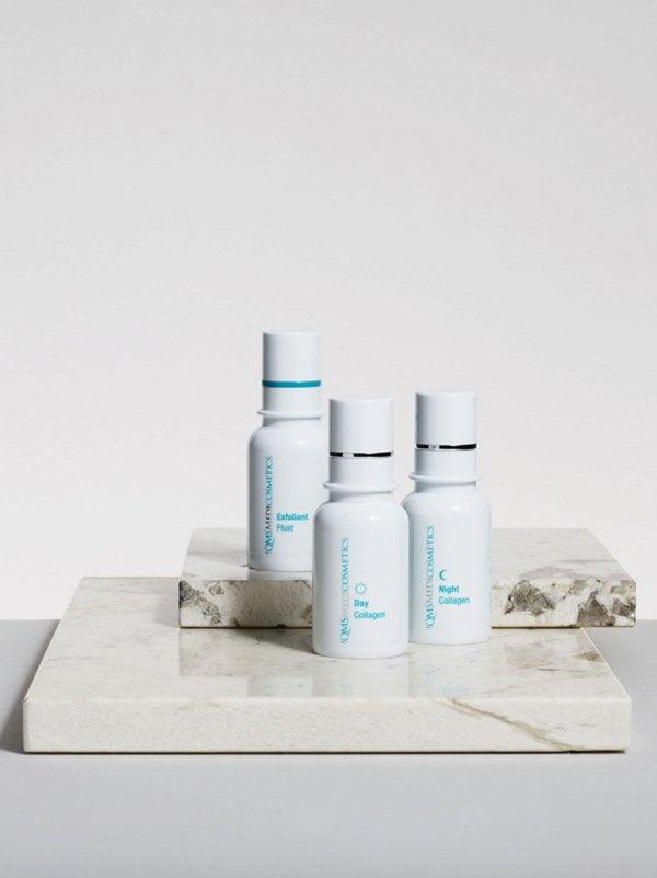 !QMS Medicosmetics, erhältlich in der Spitzenhaus Parfumerie Zürich (PR Image, Credit: Spitzenhaus)