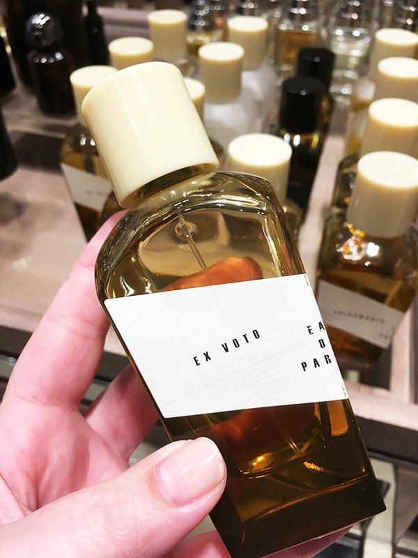 Wienerblut Parfum, erhältlich bei der Spitzenhaus Parfumerie Zurich (PR Image Spitzenhaus)