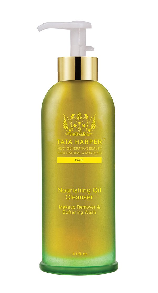 Tata Harper Nourishing Cleansing Oil: Beauty ABC – Reinigung auf Hey Pretty Beauty Blog