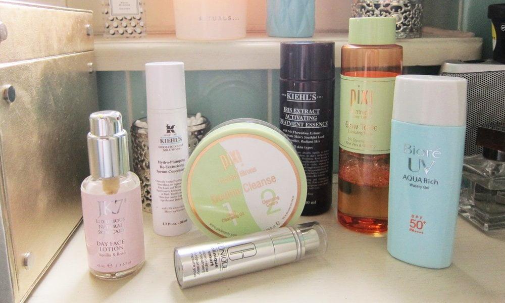 Show Me Your Badezimmerschrank: Steffi Hidber von Hey Pretty: Hautpflegefavoriten und Must-Haves