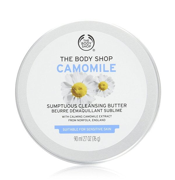 Beauty ABC: Reinigung – The Body Shop Camomile Cleansing Butter (Hey Pretty Beauty Blog Gesichtsreinigungs-Lieblinge)