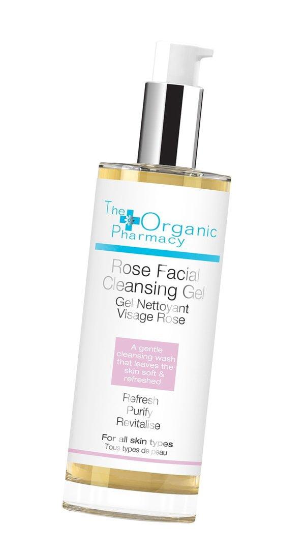 Beauty-ABC: Reinigung (The Organic Pharmacy Rose Cleansing Gel ist einer unserer Favoriten!) Hey Pretty Beauty Blog