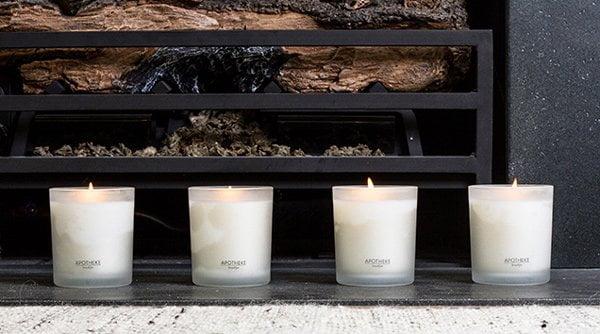Duftkerzen von Apotheke Brooklyn: Bei Pfister Schweiz erhältlich (PR Image)