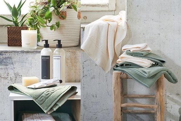 Apotheke Brooklyn Körperpflege und Duftkerzen: Neu in der Schweiz bei Pfister erhältlich (PR Bild), Review auf Hey Pretty
