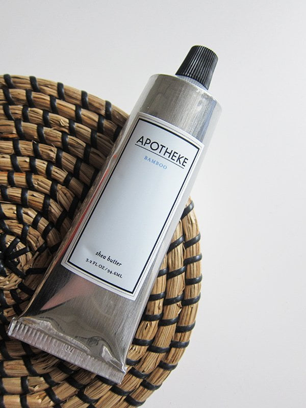 Apotheke Brooklyn Shea Butter Bamboo (PR Image), Review auf Hey Pretty