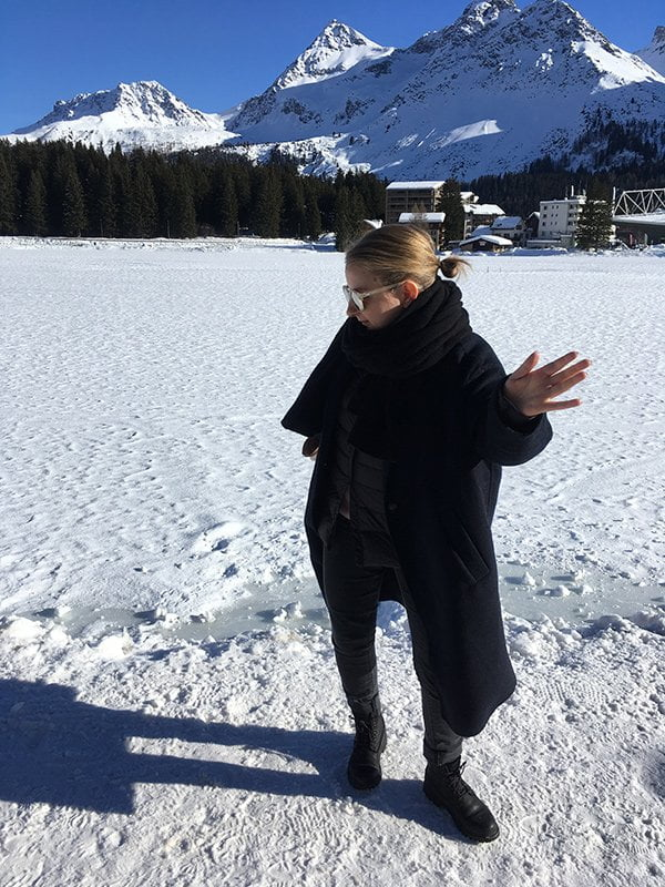 Obersee Arosa (Spa Review Valsana und Tschuggen Grand Hotel auf Hey Pretty)