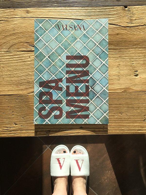 Spa Review Valsana Arosa: Erfahrungsbericht auf Hey Pretty