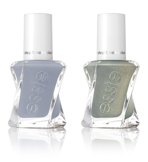 Essie Gel Couture Once Upon a Time und Spellbound (Enchanted Collection 2018)