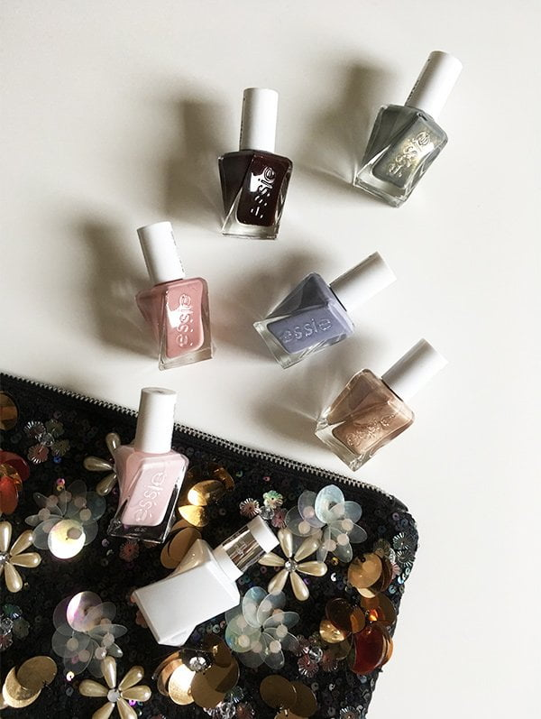 Once Upon a Time: Die Essie Gel Couture Enchanted Collection (Erfahrungsbericht und Swatches von Hey Pretty Beauty Blog)