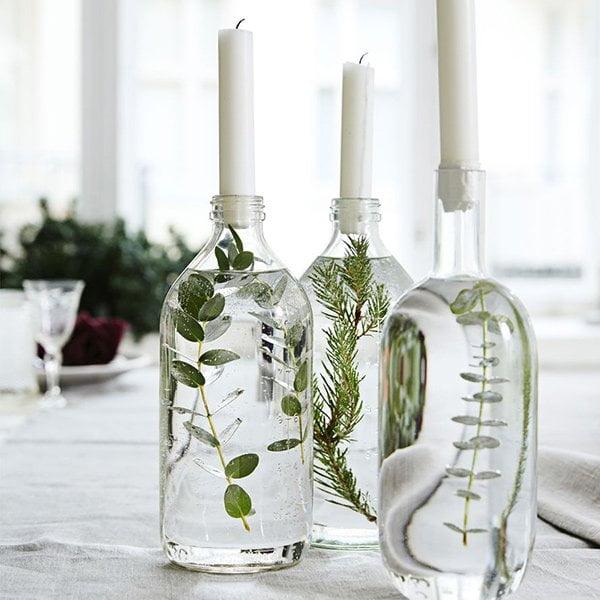 Begrünte Kerzenhalter: DIY Projekte für den Frühling auf Hey Pretty, Image Credit: Kodinkuvalehti